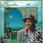 Bindu - All Is One cd musicale di BINDU