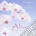 Pushkar & Halina - Alive - A Love Recording cd musicale di PUSHKAR & HALINA