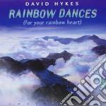 RAINBOW DANCES (FOR YOUR RAINBOW HEART) cd musicale di David Hykes