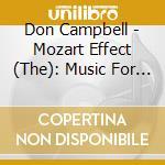 Mozart Effect - Music For Moms & Moms-To-Be cd musicale di ARTISTI VARI