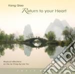 Qiao Kang - Return To Your Heart cd musicale di Kang Qiao