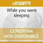 While you were sleeping cd musicale di Opiate