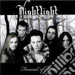 Nightlight - Funeral Of Love cd musicale di NIGHTLIGHT