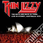 Thin Lizzy - The Boys Are Back In Town cd musicale di Thin Lizzy