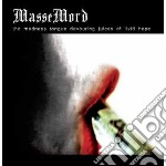 Massemord - The Madness Tonguedevour cd musicale di Massemord
