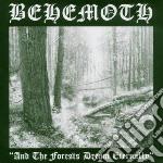 Behemoth - And The Forest Dream Ete cd musicale di Behemoth