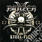 Panzer X - Steel Fist cd musicale di X Panzer