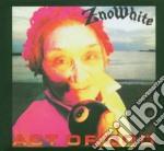 Znowhite - Act Of God cd musicale di Znowhite