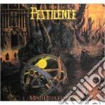 Pestilence - Mind Reflections - The B cd musicale di PESTILENCE