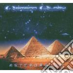 Astronomica cd musicale di Glory Crimson