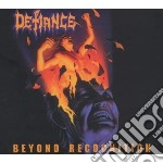Defiance - Beyond Recognition cd musicale di Defiance