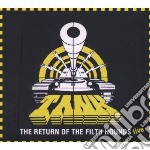 Tank - The Return Of The Filth cd musicale di Tank