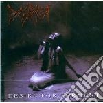 Pyorrhoea - Desire For Torment cd musicale di Pyorrhoea