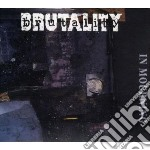 Brutality - In Mourning cd musicale di Brutality
