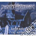 Agathodaimon - Higher Art Of Rebellion cd musicale di Agathodaimon