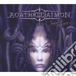 Agathodaimon - Serpents Embrace cd musicale di Agathodaimon