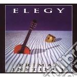 Elegy - Primal Instinct cd musicale di Elegy