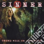 Sinner - There Will Be Execution cd musicale di Sinner