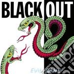 Blackout - Evil Game cd musicale di Blackout