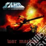 Tank - War Machine cd musicale di Tank