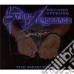 Steel Vengeance - Second Offense cd musicale di Vengeance Steel