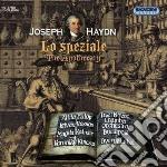Lo speziale cd musicale di J. Haydn