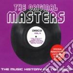 THE ORIGINAL MASTERS cd musicale di ARTISTI VARI
