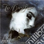 EPILOGUE                                  cd musicale di TO DIE FOR