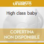High class baby cd musicale