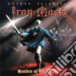 Mask Iron - Horders Of The Brave cd musicale di IRON MASK