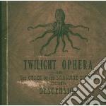 Twilight Ophera - Descension cd musicale di Ophera Twilight