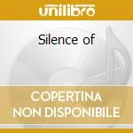 Silence of cd musicale