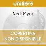 NEDI MYRA cd musicale di TORSE BJORN