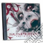 Susperia - Unlimited cd musicale di SUSPERIA