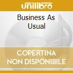 BUSINESS AS USUAL cd musicale di RIGHTEOUS JAMS