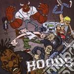 Hoods - Ghettoblaster cd musicale di HOODS