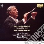 Avodath hakodesh (sacred service) cd musicale di Ernest Bloch