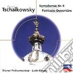 Tchaikovsky - Sinfonia N.6, Francesca Da Rimini cd musicale di Ciaikovski pyotr il'