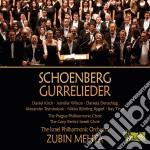 Gurrelieder, verkl�rte nacht cd musicale di Arnold Schoenberg