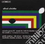 Alfred Schnittke - Concerto Grosso No. 3 cd musicale