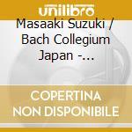 Bach Collegium Japan/suzuki - Magnificat cd musicale di Kuhnau/zelenka/bach
