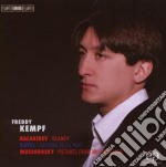 Pictures from exhibition cd musicale di Mussorgsky/ravel