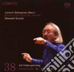 Bach- Cantate V. 38 cd musicale di Johann Sebastian Bach