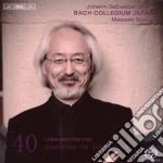 Bach J.s.- Cantatas V. 40 cd musicale di Johann Sebastian Bach