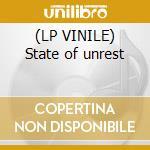 (LP VINILE) State of unrest lp vinile di Atlas losing grip
