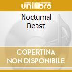 NOCTURNAL BEAST cd musicale di LORD BELIAL