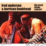 THE GREAT VISION CONCERT cd musicale di ANDERSON/BANKHEAD