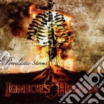 Igneous Human - Pyroclastic Storms cd musicale di Human Igneous