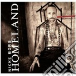 Nicke Borg Homeland - Chapter 2 cd musicale di Nicke borg homeland