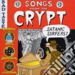 Satanic Surfers - Songs From The Crypt cd musicale di Surfers Satanic